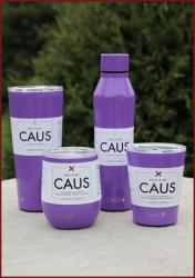 CAUS sets purple