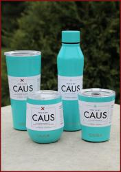 CAUS sets teal