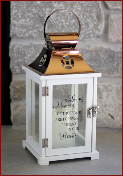 Wood S Floral Amp Gifts Memorial Lanterns